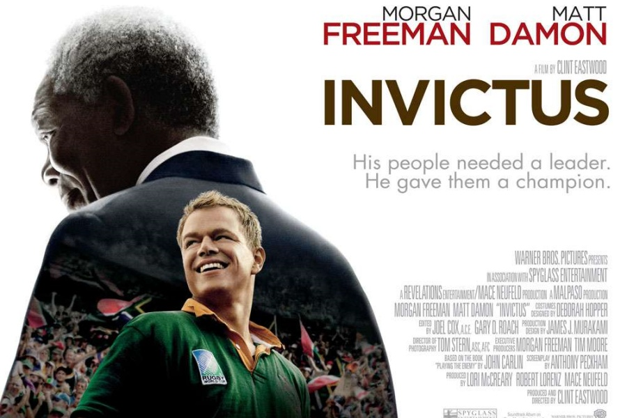 Invictus', the best film about South Africa - Arm Chair Theatre