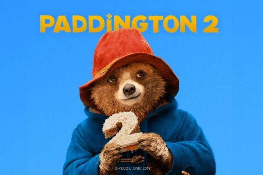 The new adventure of Paddington